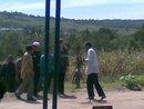 TP PKK Kabupaten Pakpak Bharat Made Tirta Kusuma Dewi Remigo Yolando Berutu saat melakukan kunjungan ke Desa Kuta Jungak Kec. Siempat Rube