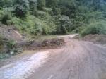 Ini merupakan salah satu longsor yang terjadi pada jalan negara di Kawasan Lae Mbara Desa Perolihen Kecamatan Sitellu Tali Urang Jehe (STTU JEHE) Kabupaten Pakpak Bharat. @